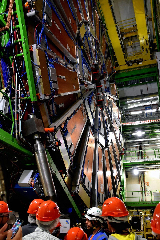 Teilchenbeschleuniger im CERN
