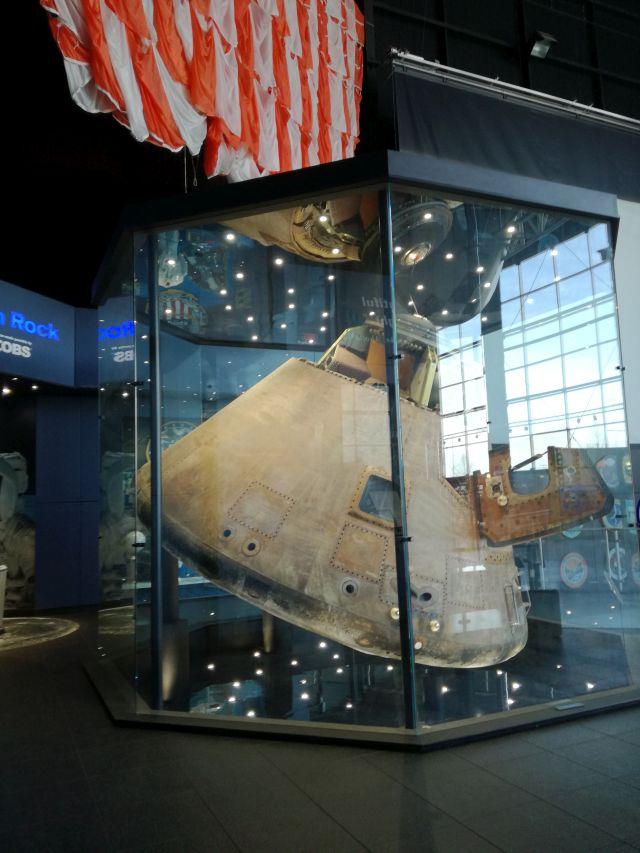 Apollo 16 Landekapsel