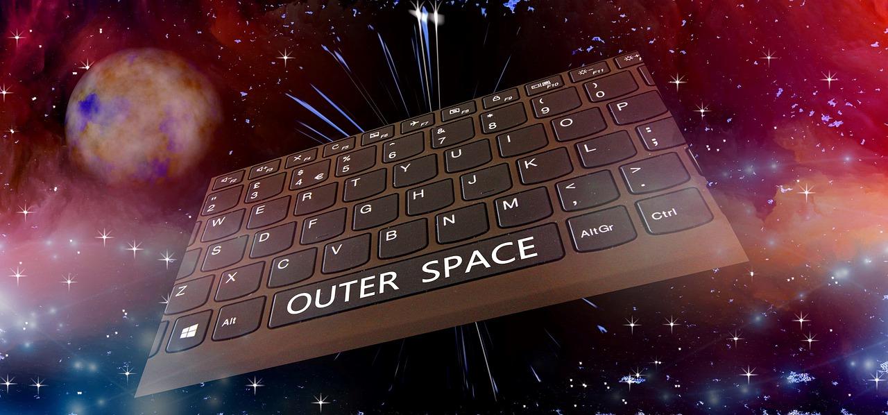 Weltraum Internet